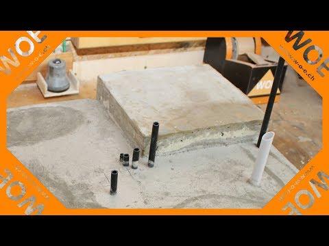 gemauertes-ziegelstein-vogelhaus-#1-fundament-betonieren