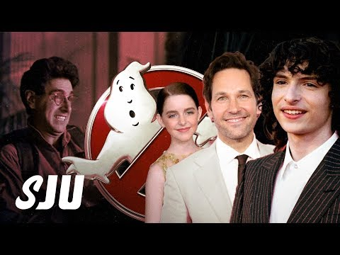 First Look At Ghostbusters: Afterlife Is Here! | SJU