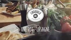 Helppo one pot -lasagne. Lihakoulu | HK