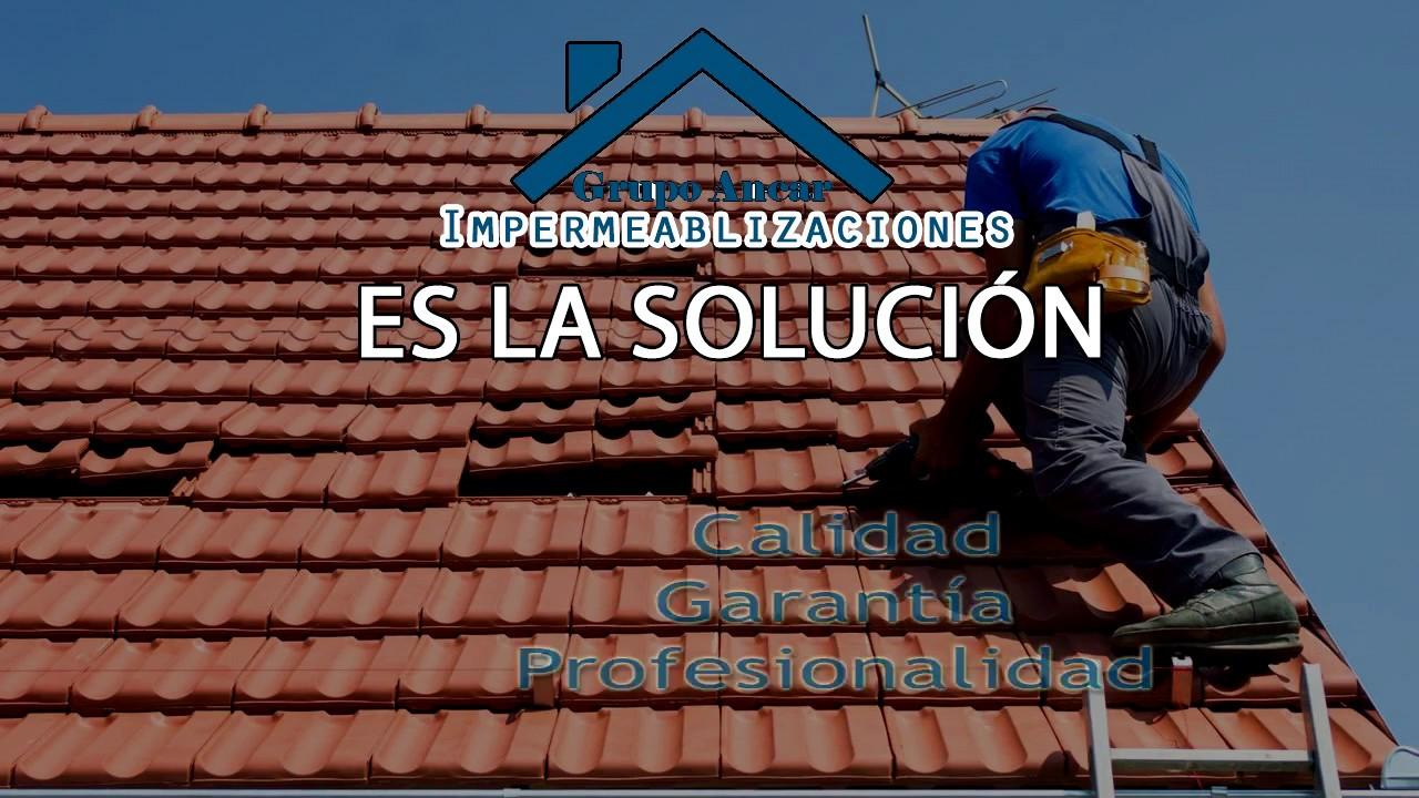 Impermeabilizar cubiertas coru a trabajos verticales for Tejados galicia