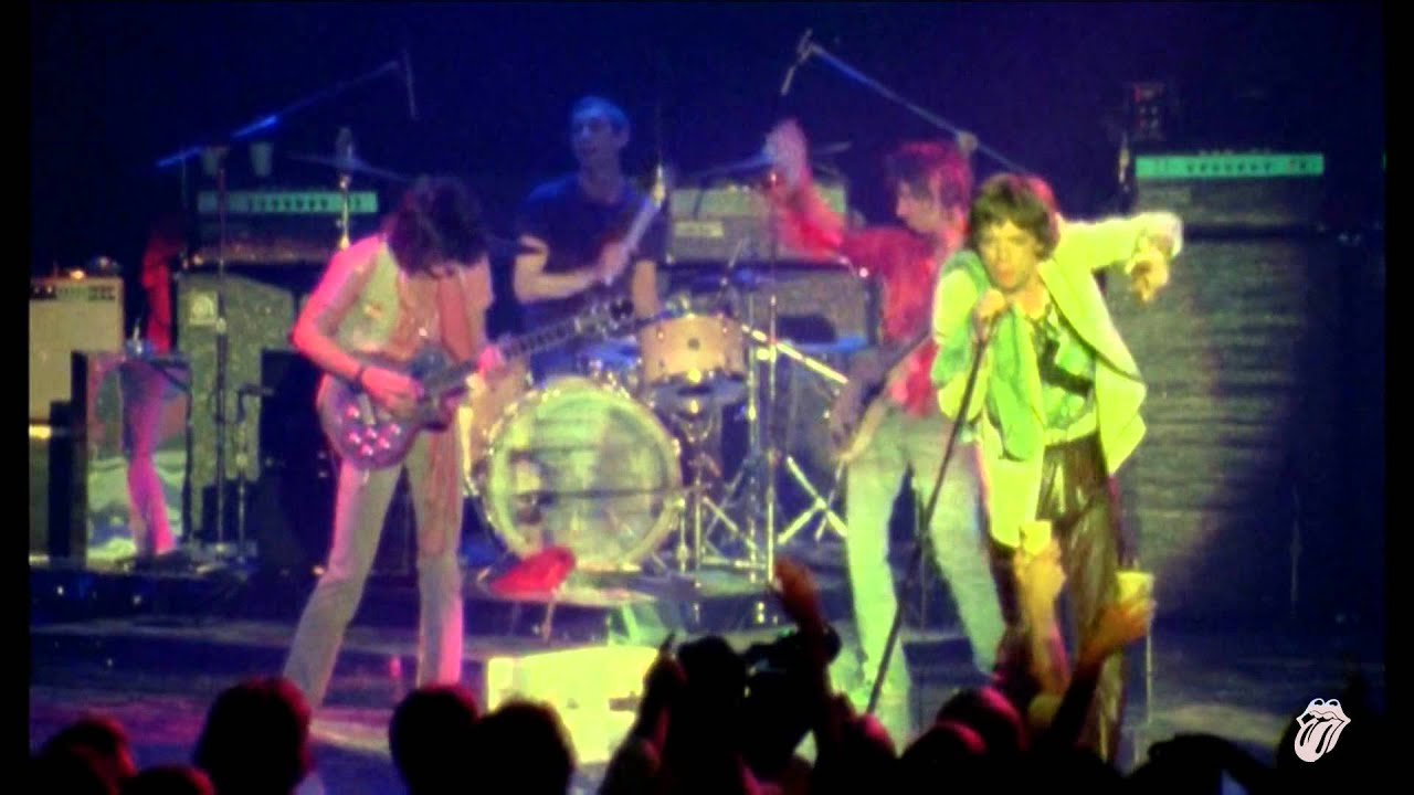 The Rolling Stones - Beast of Burden (Live) - OFFICIAL