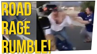 Brawl Breaks Out on Highway After Family Uses Slur (ft. DoBoy)
