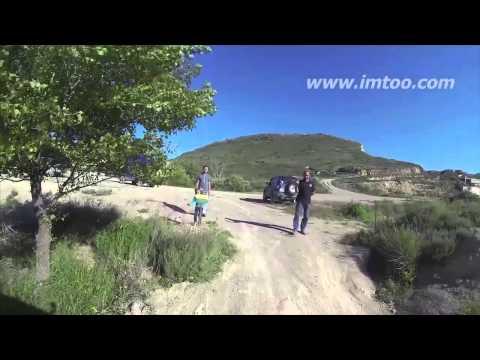 Mecedes Benz Sprinter 4x4 off road Monegros tt