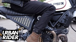 Pando Moto Mark Jeans review - 4k