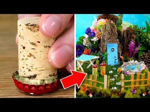 13 Cute DIY Miniature Garden Ideas