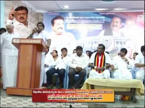 Soundarapandian  North Chennai Candidate