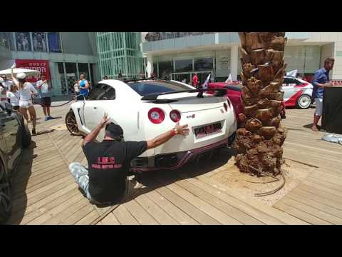 מועדון רכבי ספורט נוסעים לאילת | מפגש מכוניות IMC