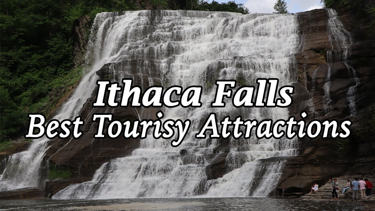 Ithaca Water Falls+Happy Birthday Celebration To H.H 17th Karmapa
