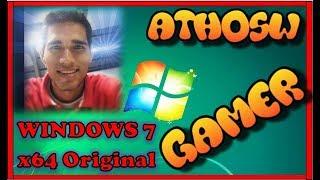 Windows 7 x64 PARA PC GAMERS Testeado Al 100% Iso en MEGA 1 LINK   ATHOSw