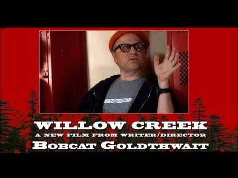 "Monster Movie Talk: Bobcat Goldthwait talks Bigfoot and his new ""WILLOW CREEK"""