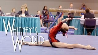 Whitney | Level 7 Gymnastics Regional Championship