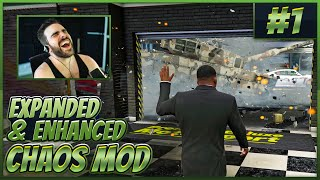 Viewers Control GTA 5 Chaos - Expanded & Enhanced #1