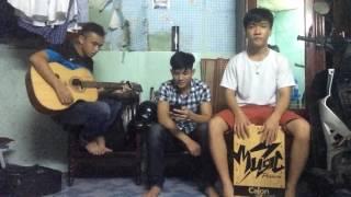 Anh Yeu Em | Anh Khang | Cover Guitar vs Cajon