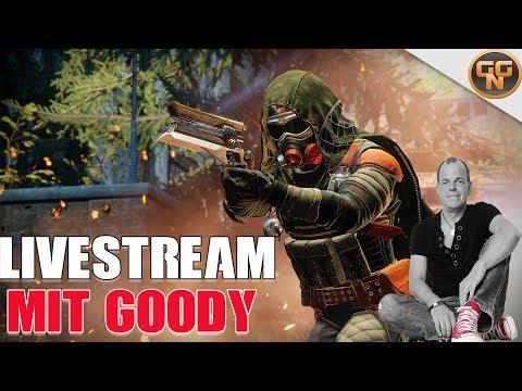Destiny 2 - OTW to Level 300 - Livestream mit Goody