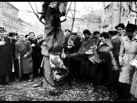 1956. - Hungarian Revolution.
