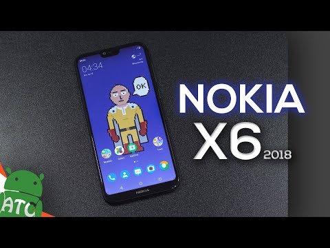 Nokia X6 Review in Bangla | 4K | ATC