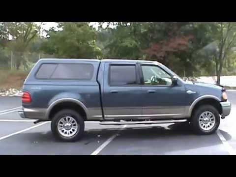 for sale 2003 ford f 150 kingranch 1 owner only 54k miles stk 21231a youtube. Black Bedroom Furniture Sets. Home Design Ideas