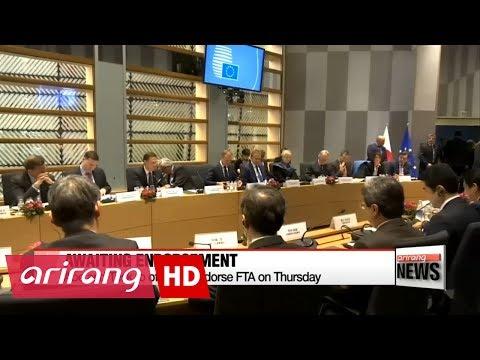 Japan, EU set to seal FTA