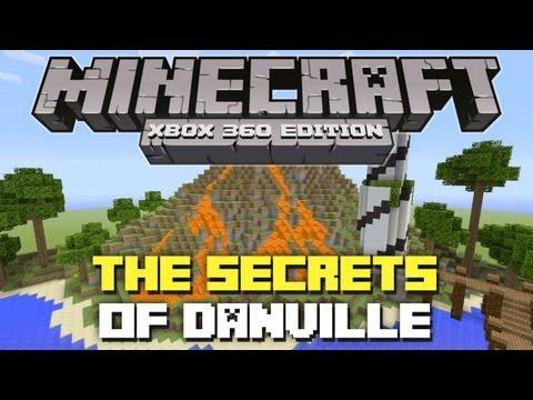 Minecraft Xbox 360: The Secrets of Danville!