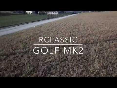 GOLF MKII mk2 _ RC CLASSIC CAR