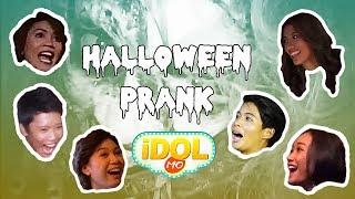Halloween Prank w/ Mika Reyes, Cha Cruz, Aby Marano, Ara Galang, Kim Fajardo, & Kianna Dy