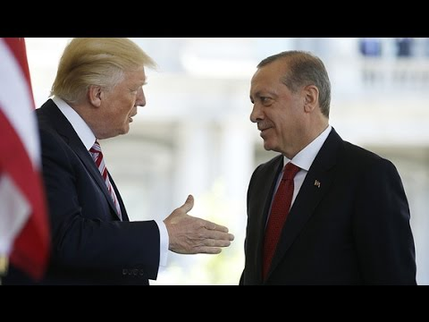The Media Black Out Of The Cleric Exchange Negotiations During Trump-Erdogan Meeting