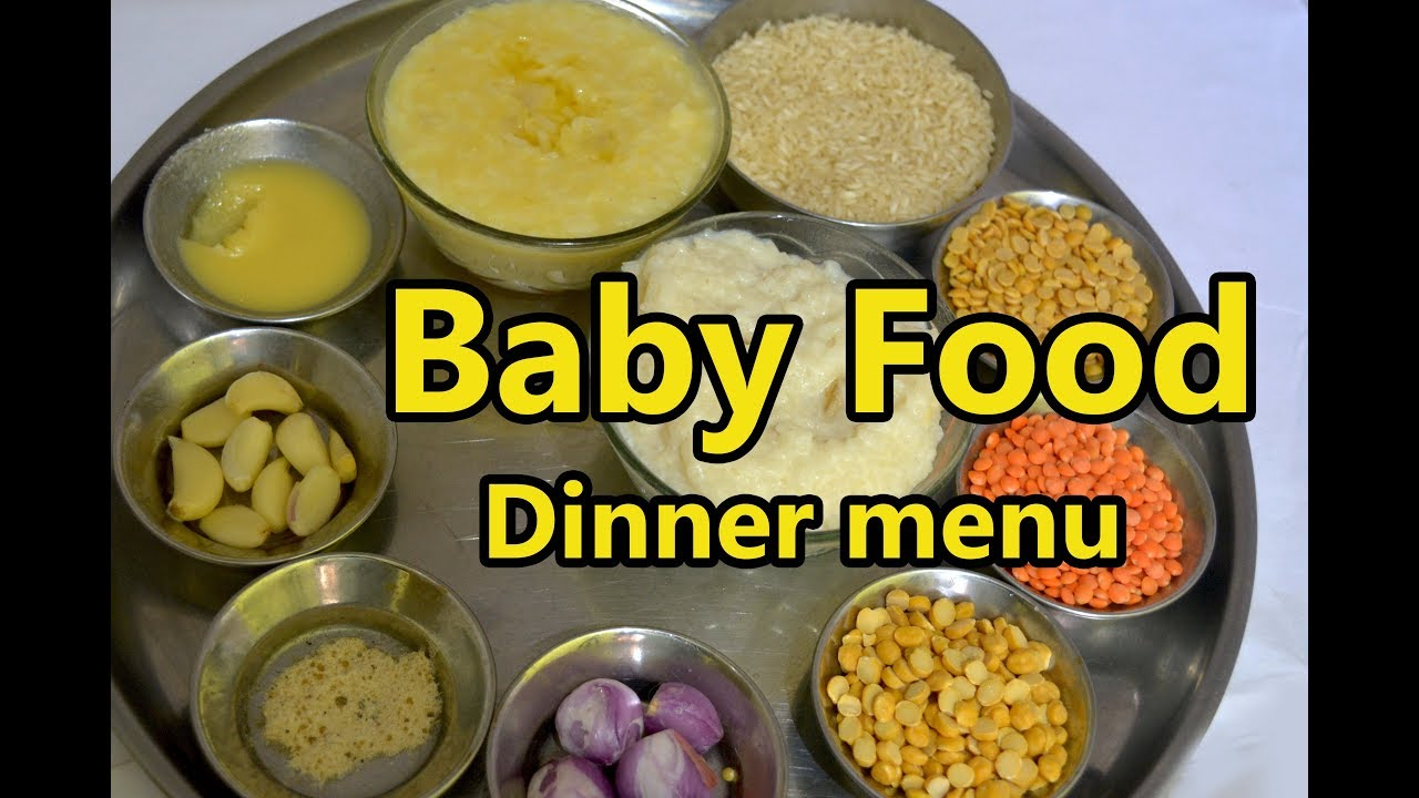 Baby food dinner menu 6 month to 2 years baby dinner food baby baby food dinner menu 6 month to 2 years baby dinner food baby night food recipe forumfinder Images