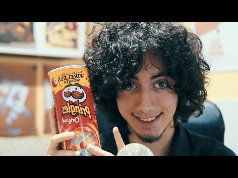 THIS ASMR WILL GIVE YOU PRINGLES