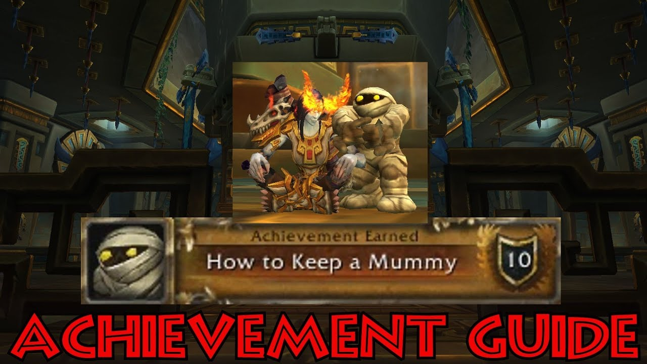 Wow Bfa Glory Of The Wartorn Hero How To Keep A Mummy Achievement Guide Get The Miimii Pet Youtube 68,156 likes · 24 talking about this. wow bfa glory of the wartorn hero how to keep a mummy achievement guide get the miimii pet