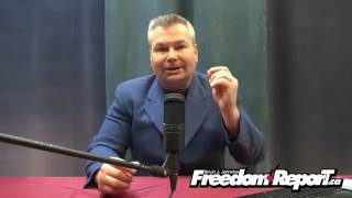 Kevin J  Johnston On Tarek Fatah's Statements on Fighting Islam 360p 24fps H264 128kbit AAC