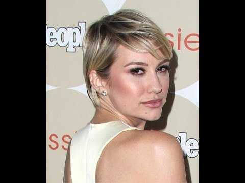 Chelsea Kane Hairstyle Casual Short Straight Youtube