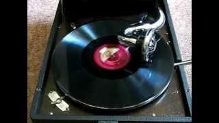 De parel van de Jordaan - Johnny Jordaan on 78 RPM