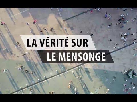 Vidéo Documentaire La vérité sur le mensonge (Extraits) - Narration: Marilyn HERAUD