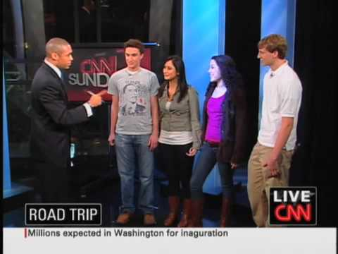 Riverwood High School kids go to the Obama Inauguration