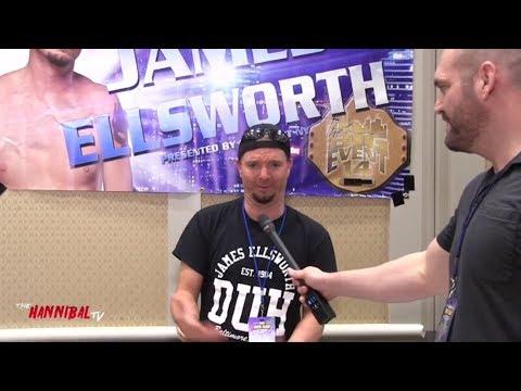 James Ellsworth on Wrestling AJ Styles & More!