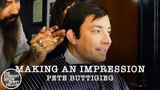 Making an Impression: Pete Buttigieg - Getting into Character Pt. 2