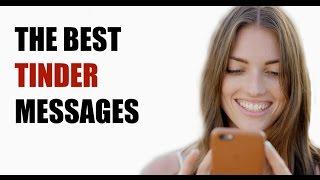 First message Good