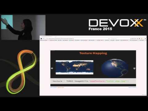 Créer des scènes 3D dans un navigateur web avec Three.js