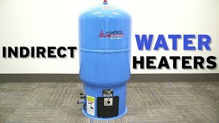 Amtrol Indirect Water Heaters - Amtrol BoilerMate - Amtrol