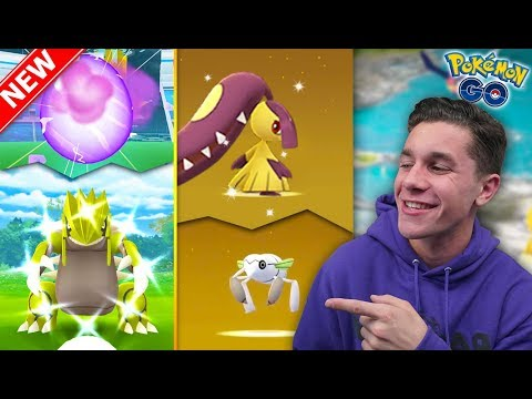 THE NEW RAID BOSSES, HATCHES, AND RESEARCH IN POKÉMON GO! (Hoenn Event) thumbnail