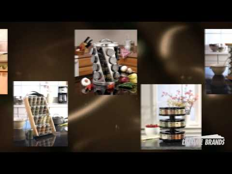 Kamenstein Spice Racks And Spices At Bed Bath Beyond