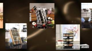 Kamenstein Spice Racks and Spices at Bed Bath & Beyond