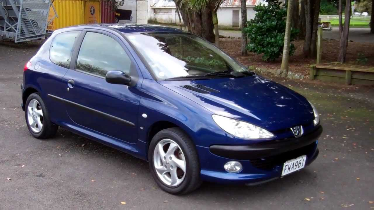 2003 peugeot 206 xs 1 no reserve cash4cars cash4cars sold youtube. Black Bedroom Furniture Sets. Home Design Ideas