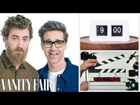 Everything Rhett & Link Do in a Day | Vanity Fair