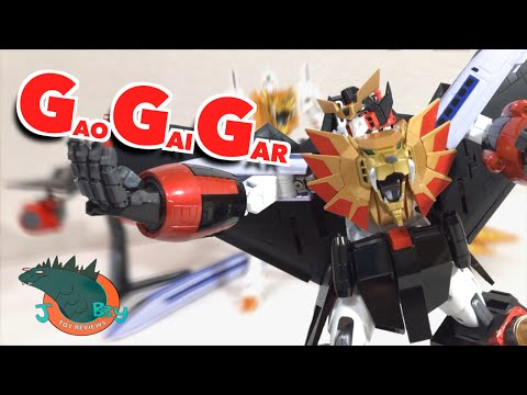 GaoGaiGar Soul of Chogokin GX-68 Review