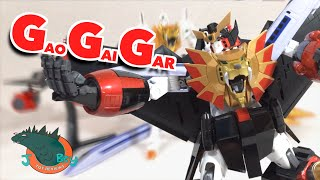 Gaogaigar Soul Of Chogokin Gx-68 Review
