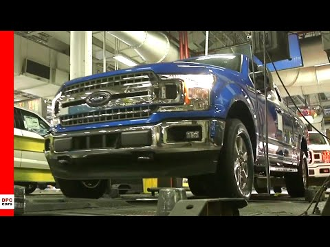 Ford F150 Kansas City Claycomo Plant Factory
