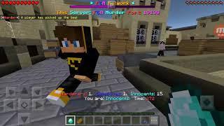 Minecraft PE-Katil Kim-Server İP