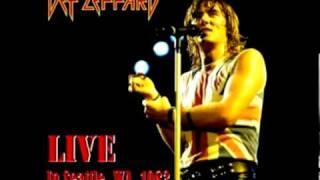 Mirror Mirror (Look Into My Eyes) live Seattle 1983 Pyromania Tour