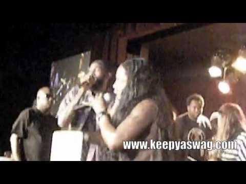Foxy Brown & Spragga benz - Oh Yeah Live _New York